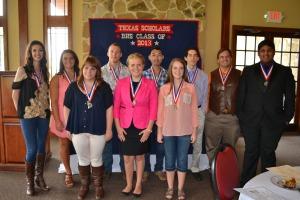 Texas Scholars - Class of 2013