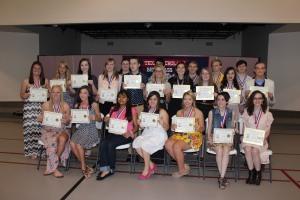 Texas Scholars - Class of 2014